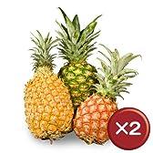 沖縄産パイナップル3種類食べ比べセット 2箱セット
