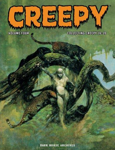 Various - Creepy Archives Volume 4