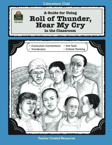 the challenges of the logan family in mildred taylors roll of thunder hear my cry This study challenges such readings to  mildred taylor's novel roll of thunder,  hear my cry has been critically praised since its publication in 1976 most critics  read it as an example of the logan family's resistance.