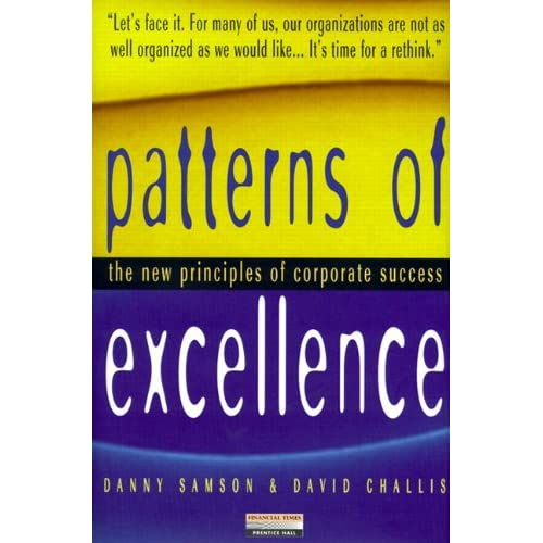 Adam Khoo - Patterns Of Excellence