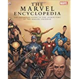 Marvel Encyclopediaby Dorling Kindersley