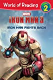 Iron Man Fights Back (World of Reading)