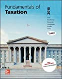 img - for MP Fundamentals of Taxation 2015 with TaxAct by Ana Cruz (2014-12-10) book / textbook / text book