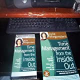 Time Management From the Inside Out with Julie Morgenstern (Video Tape & Book Together) (VHS 60 Minutes) (0793690595) by Julie Morgenstern