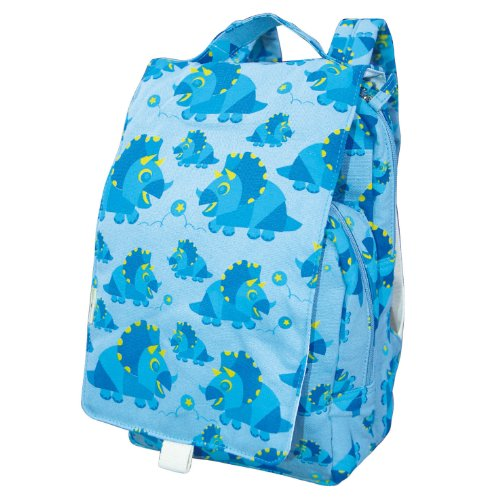 ecogear-ecozoo-dually-dino-print-lunch-tote-blue-one-size