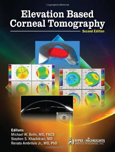 Elevation Based Corneal Tomography