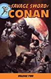 img - for The Savage Sword of Conan, Vol. 2 (v. 2) book / textbook / text book
