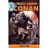 The Savage Sword of Conan, Vol. 2 (v. 2) ~ Roy Thomas