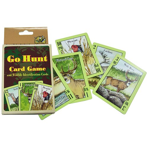 Top Brass Go Hunt Card Game
