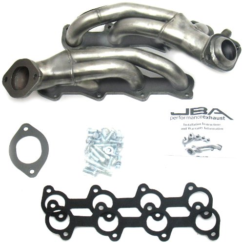 JBA 1840S-3 1-1//2 Shorty Stainless Steel Exhaust Header for Blazer 4.3L 4WD 88-95//02-03