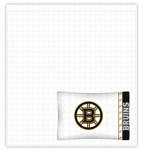 Best Nhl Boston Bruins Comforter And Sheets 4 Pc Twin