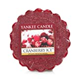 Yankee Candle Cranberry Ice 10 Wax Tarts Scented Candle