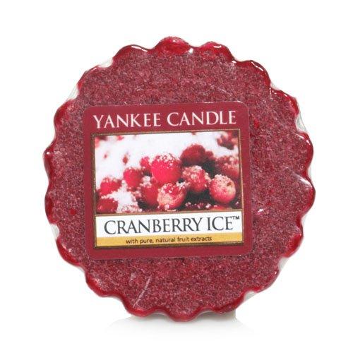 Yankee Candles Wax Tart (Cranberry Ice)