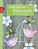 Fr�hlingsfrischer Dekospa�: Mit Papier und Naturmaterialien