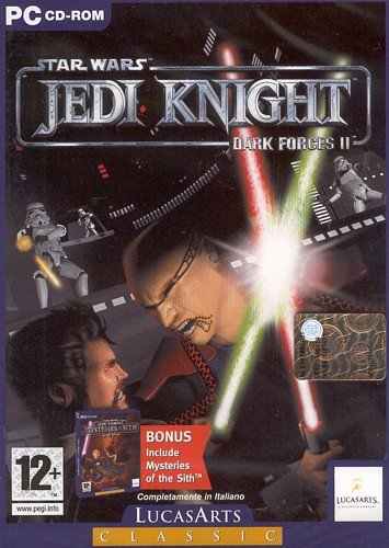Star Wars Jedi Knight Dark Forces II & Mysteries Of The Sith Classic