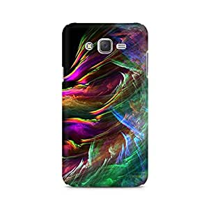 Mobicture Nature Abstract Premium Designer Mobile Back Case Cover For Samsung J1 Ace
