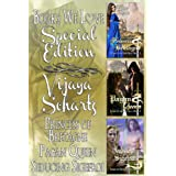 "Vijaya Schartz Special Edition ""Curse of the Lost Isle series"" (Special Edition Curse of the Lost Isle 3 in 1) ~ Vijaya Schartz"