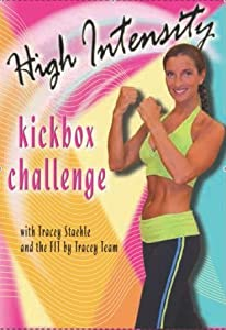 Fit by Tracey: High Intensity Kickbox Challenge