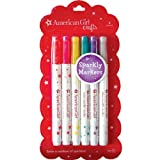 American Girl Crafts Sparkly Markers