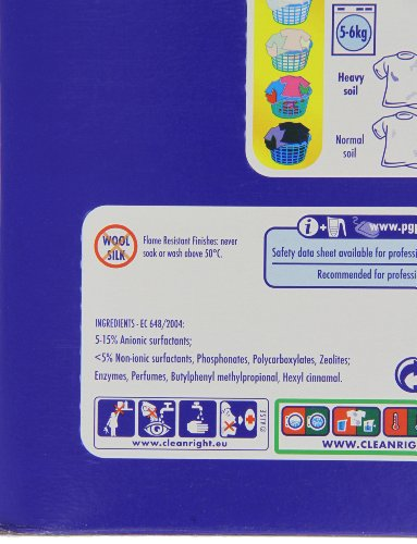 P&g Professional Ariel Actilift 6.8kg, 85 Washes