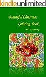 Beautiful Christmas Coloring Book (En...