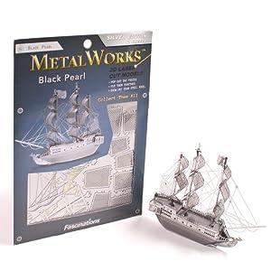 Black Pearl Pirate Ship