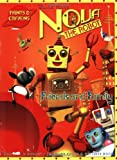 Friends and Family: A Grosset & Dunlap Color and Activity-Paint and Crayons (Nova the Robot) (0448438127) by Kirk, David