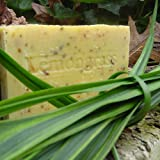 Lemongrass Soap with Lemon Essential Oil (Stimulant & Cooling Soap) ~ Natural Handcrafted...