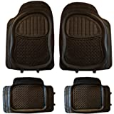 Honda Accord Civic Insight Prelude CRV Rubber PVC Car Mats Extra Heavy Duty 4pcs