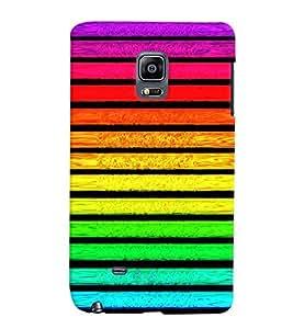 Fuson 3D Printed Designer back case cover for Sansung Galaxy Note Edge - D4303