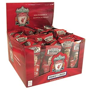 Sports Candy Liverpool Fc Referees Strawberry Flavour Whistlepop 12 G by SPOWC