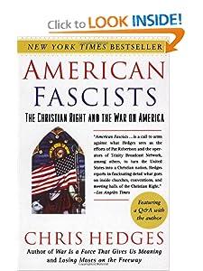American Fascists  - Chris Hedges