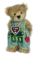 Herman Teddy Bear Hugo over 26cm (japan import) from Herman teddy bear