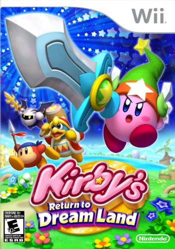Kirby's Return to Dream Land (The Adventures Of Kirby compare prices)