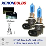 HB3 100w Xenon Main Beam Headlight Bulbs ALFA ROMEO GTV 6 1996 To 2003