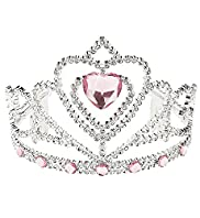 Diamant & Jewel Heart Tiara