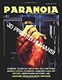 img - for Paranoia: the conspiracy & paranormal reader book / textbook / text book