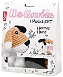 Image de Wollowbies Häkelset Hermes Hund: Anleitung, Steckbrief und Material für einen treuen Häkelhund