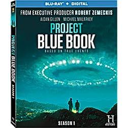 Project Blue Book: Season 1 [Blu-ray]