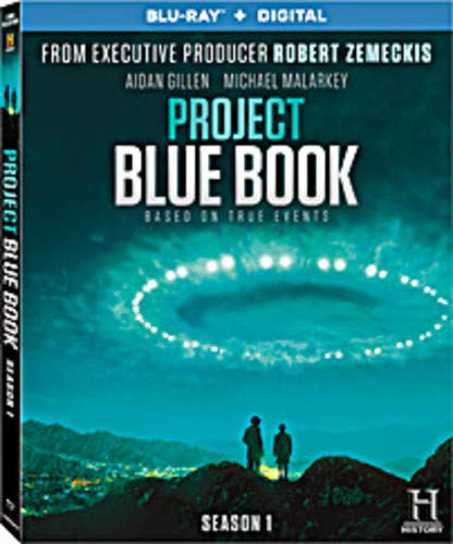 Blu-ray : Project Blue Book: Season 1 (2 Pack, Widescreen, Dolby, Subtitled)