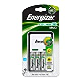Energizer Maxi Charger 4x AA 2000mAh Overnight - Over 6 Hours Charger