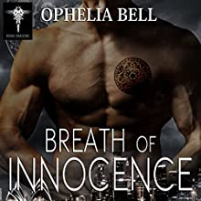 Breath of Innocence: Rising Dragons Series, Book 4 Audiobook by Ophelia Bell Narrated by Elizabeth Maxwell