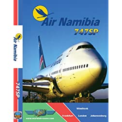 Air Namibia Boeing 747SP