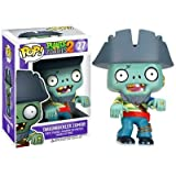 Funko Pop Plants vs Zombies 2: Swashbuckler Zombie Figure (3640)