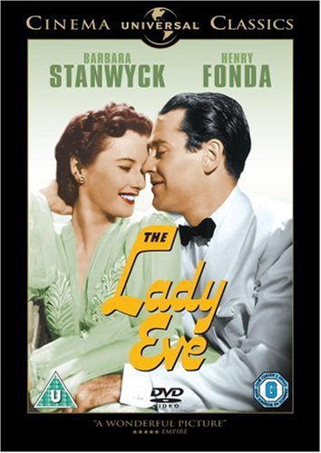 The Lady Eve [DVD]