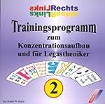 Trainingsprogramm 2. Zum Konzentratio...
