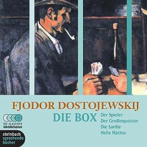Fjodor Dostojewskij. Die Box Hörbuch
