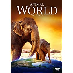 ANIMAL WORLD VOLUME 2 (Limited Collector's Edition) REGION FREE