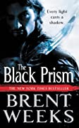 The Black Prism by Brent Weeks cover image