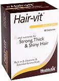 HealthAid Hair-vit - 90 Capsules